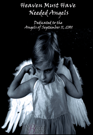 Heaven Must have needed Angels little girl photo with wings.png